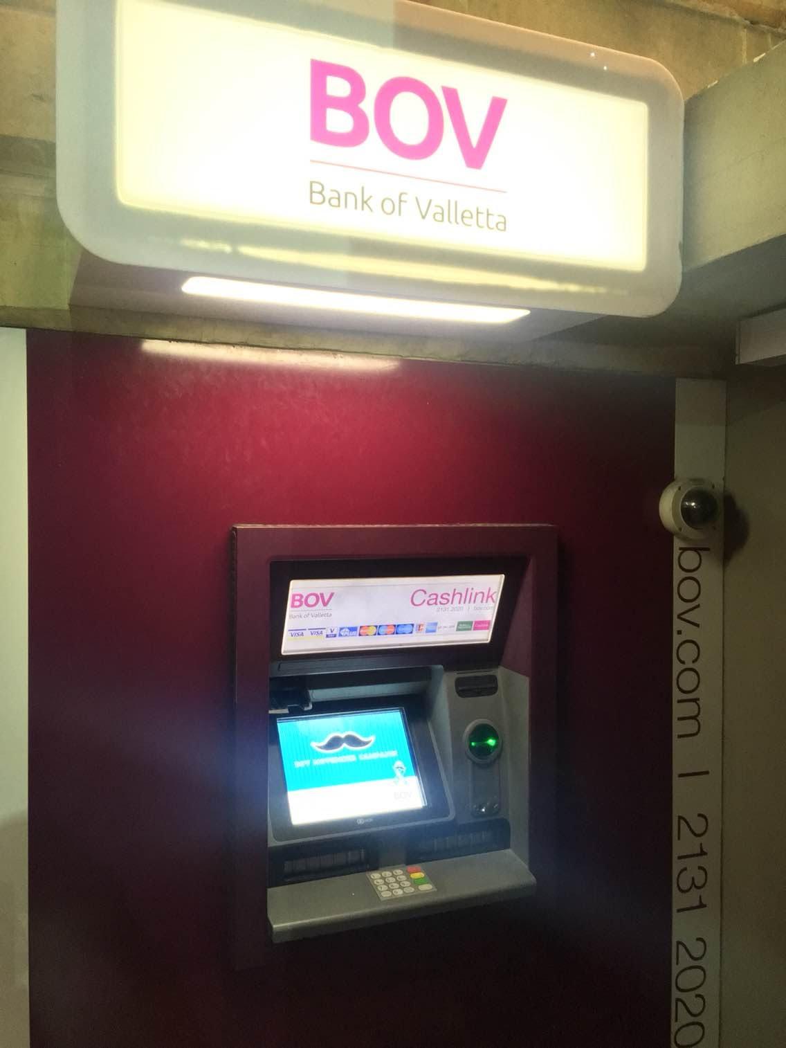 16-몰타ATM에서 돈뽑기 #몰타ATM #ATM#현금인출
