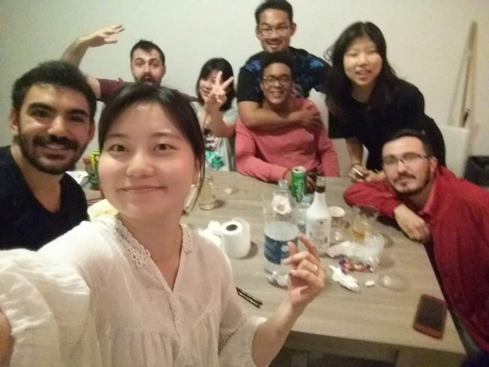 Farewell party편