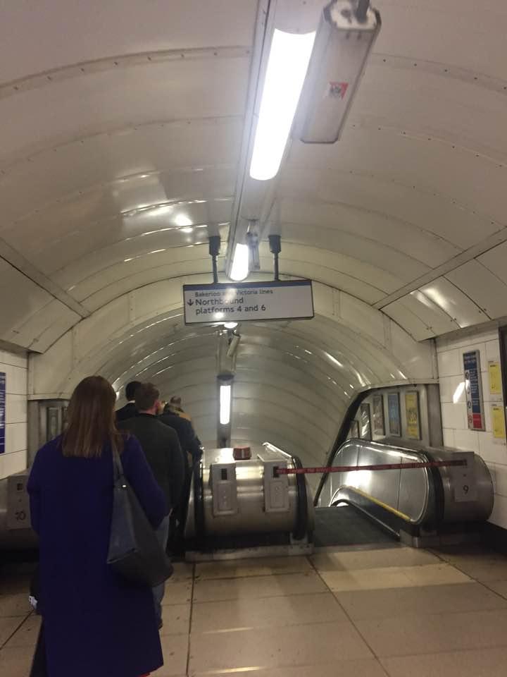 런던 지하철