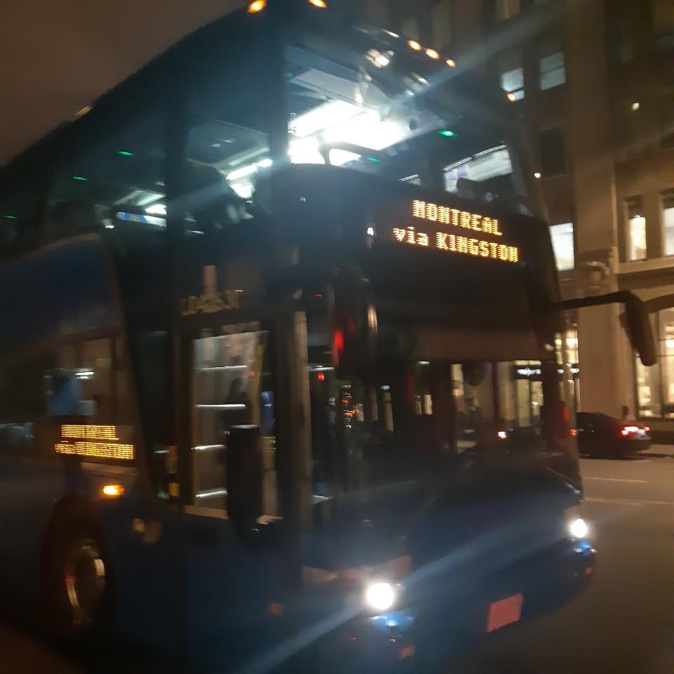 [17편] 토론토 메가버스 후기