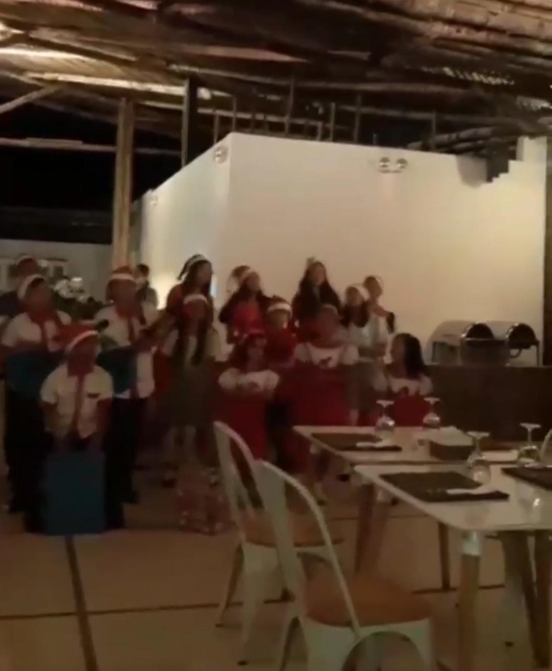 학교축제 크리스마스 파티 5편