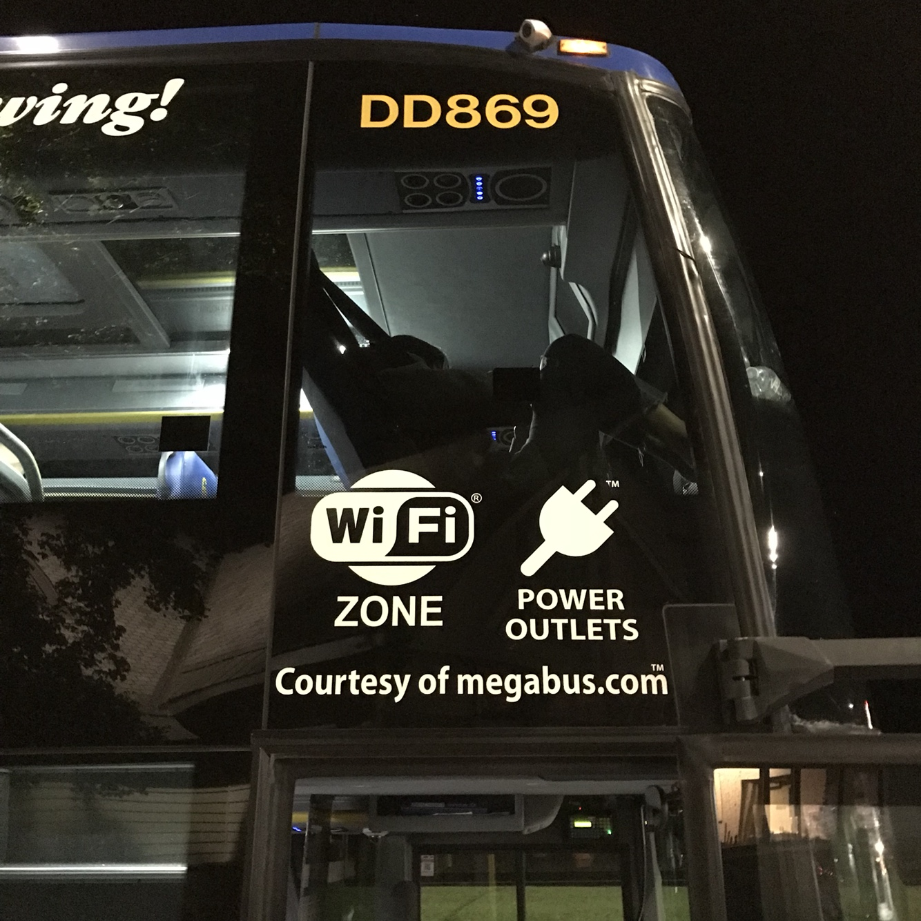 토론토 뉴욕여행 1탄 메가버스 이용