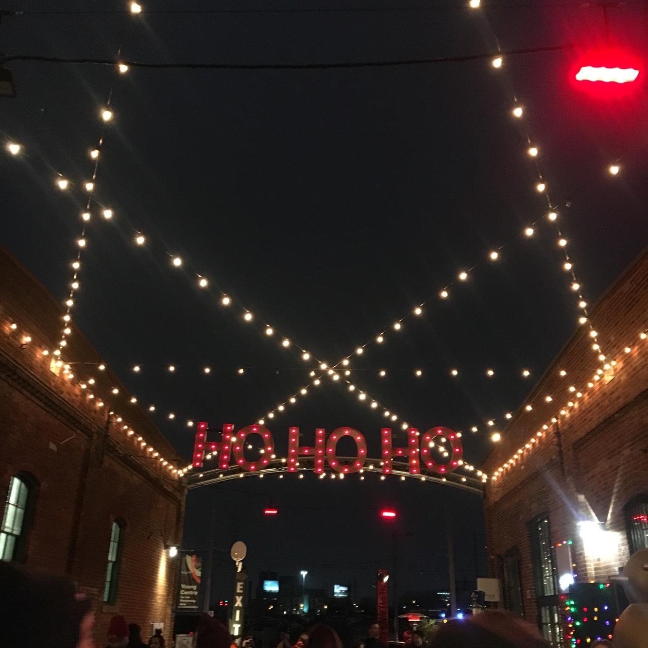 토론토 ILAC 26_ 크리스마스마켓
